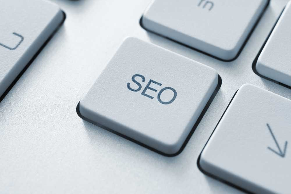 why is seo important seo keyboard
