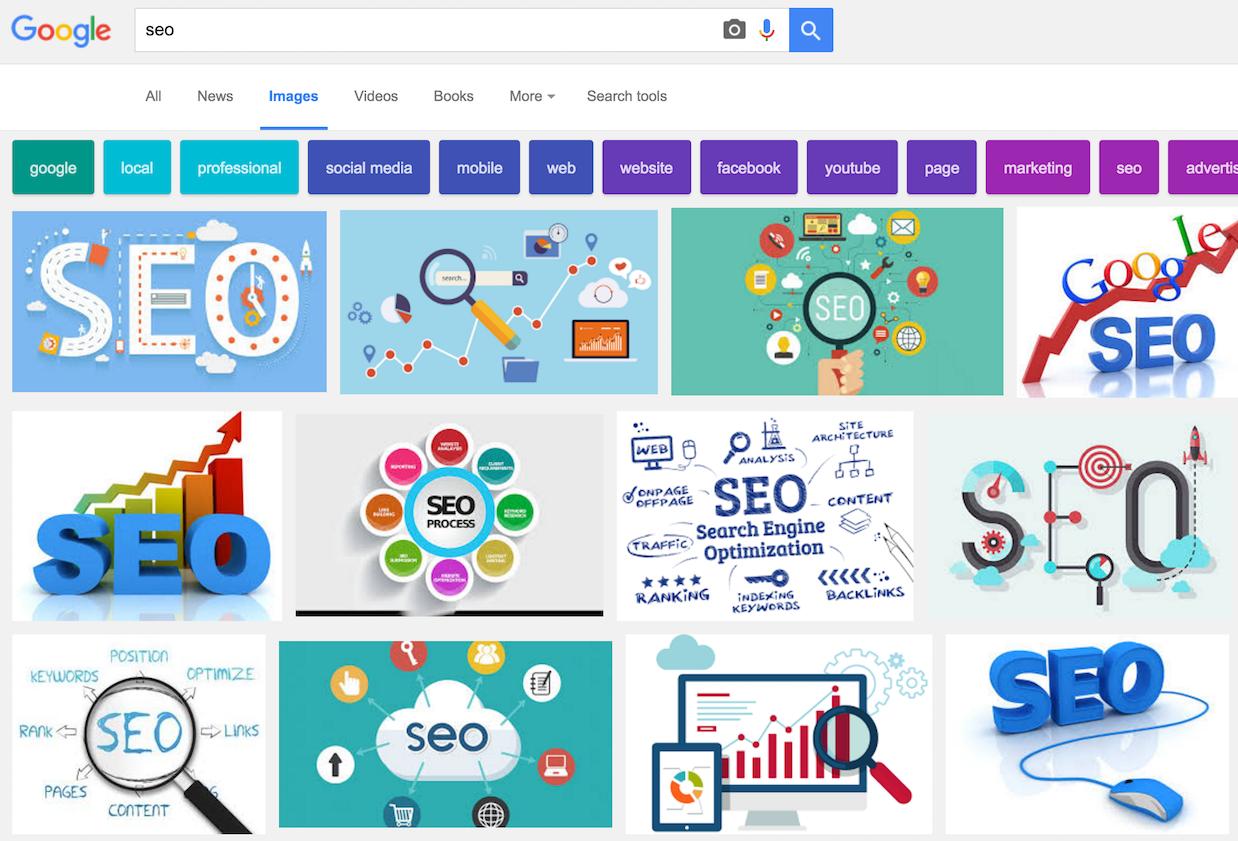 Optimize for Google image search - BrightEdge