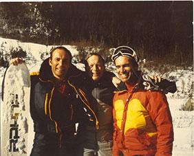 Bob Smith inventor snow goggles