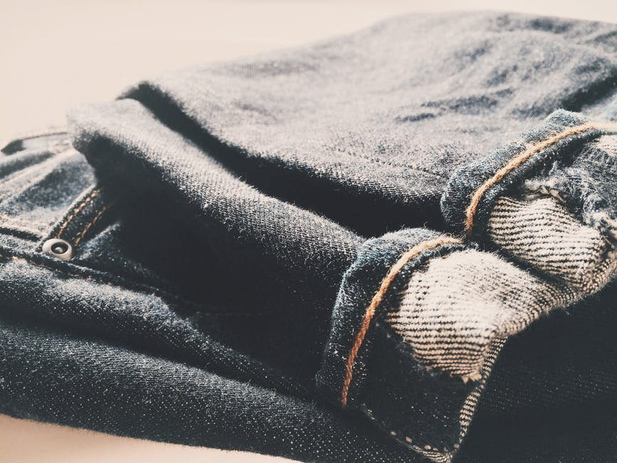 Does freezing kill bacteria in jeans?