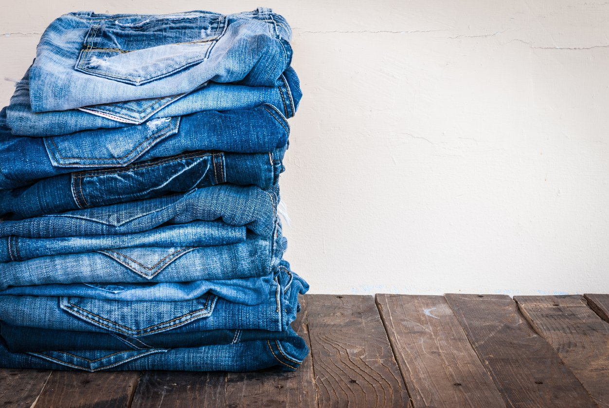 How to make jeans tighter