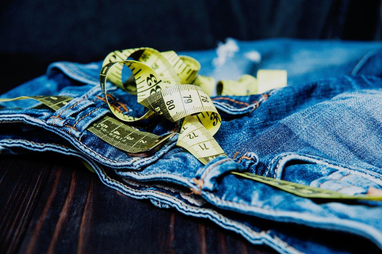 jeans size calculator