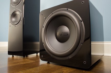 Big Subwoofer with Tower Speaer