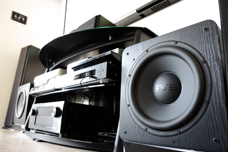 SVS Subwoofer with System