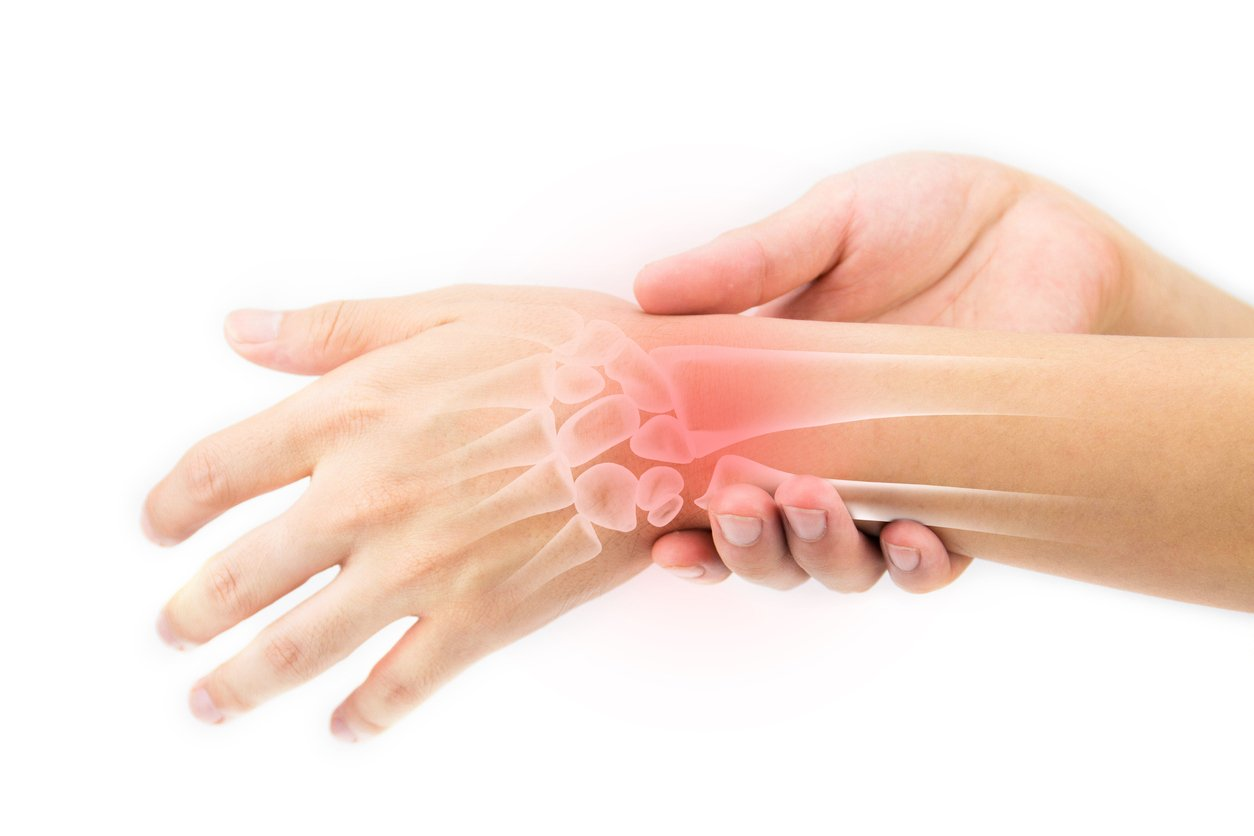 Tendinitis of the wrist can be treated at JOI