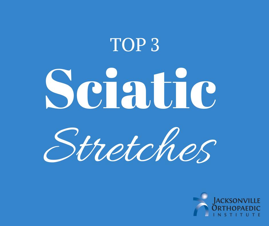 Top 3 Sciatic Nerve Stretches