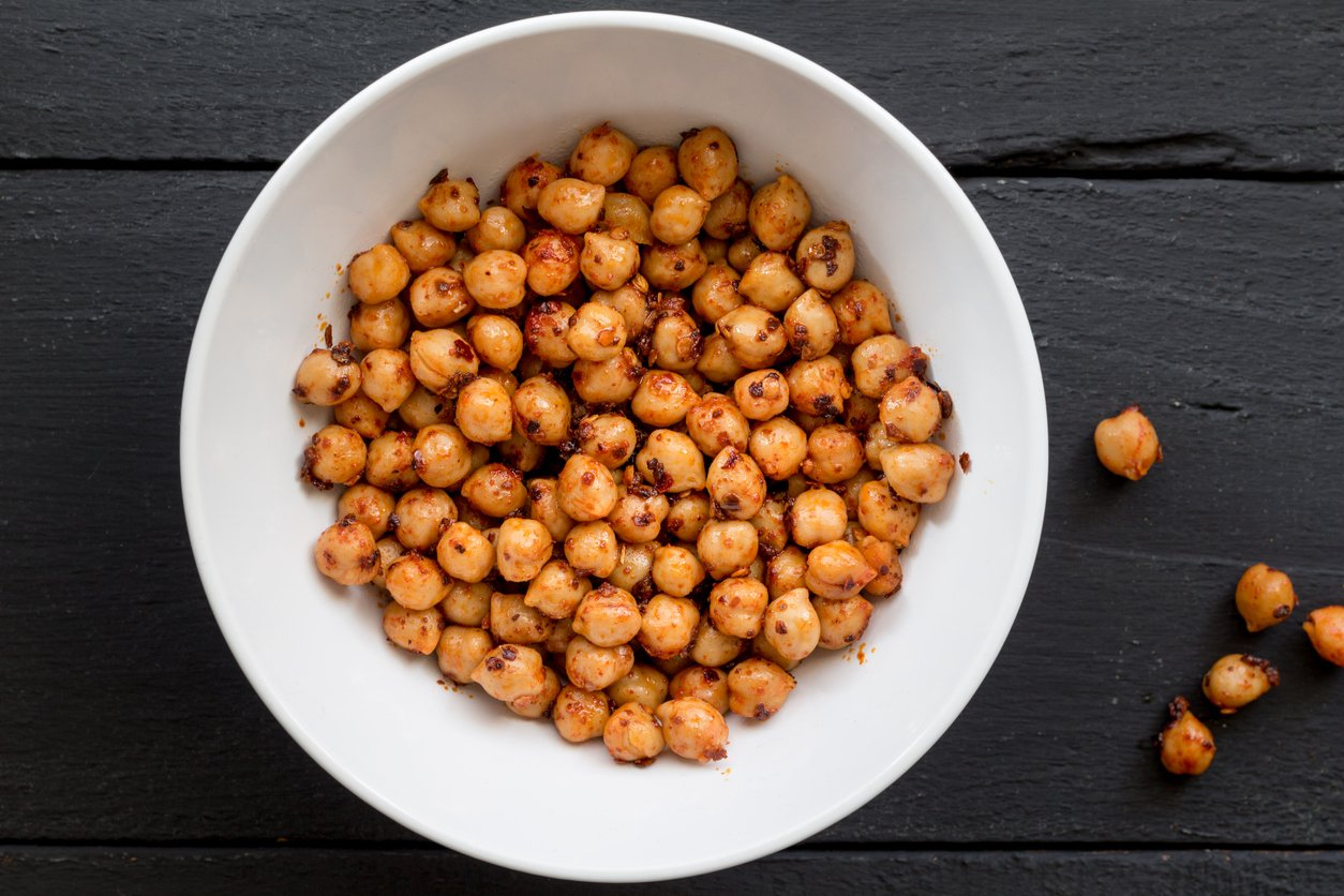 Health and Nutrition Benefits of Chickpeas