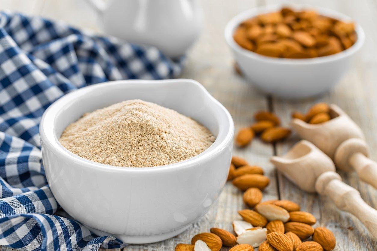 Carbs in Almond Flour