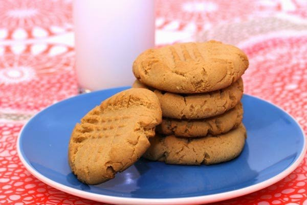 Powdered Peanut Butter Cookies Recipe | In The Kitchen With