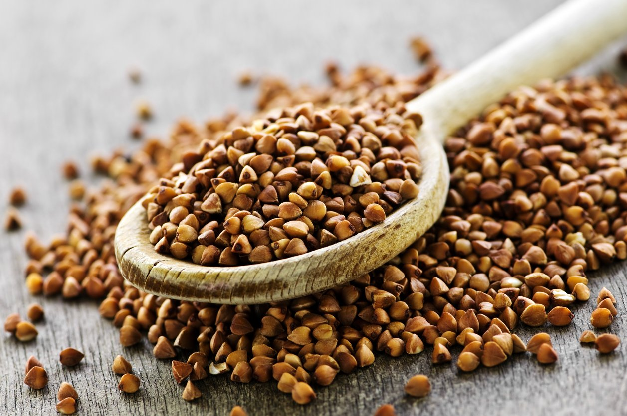 Buckwheat Gluten-Free