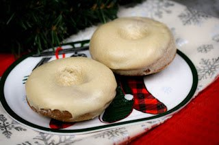 gingerbread-donuts