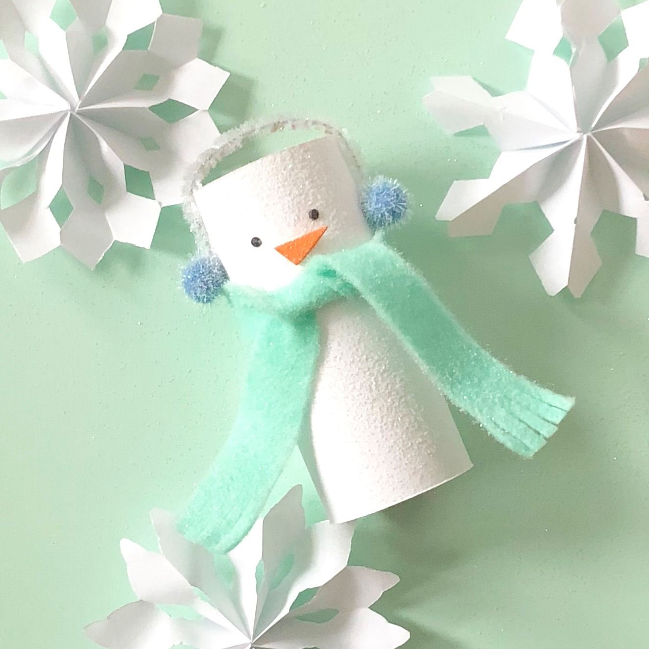 Indoor Crafts For Kids To Beat Those Cold Weather Blues