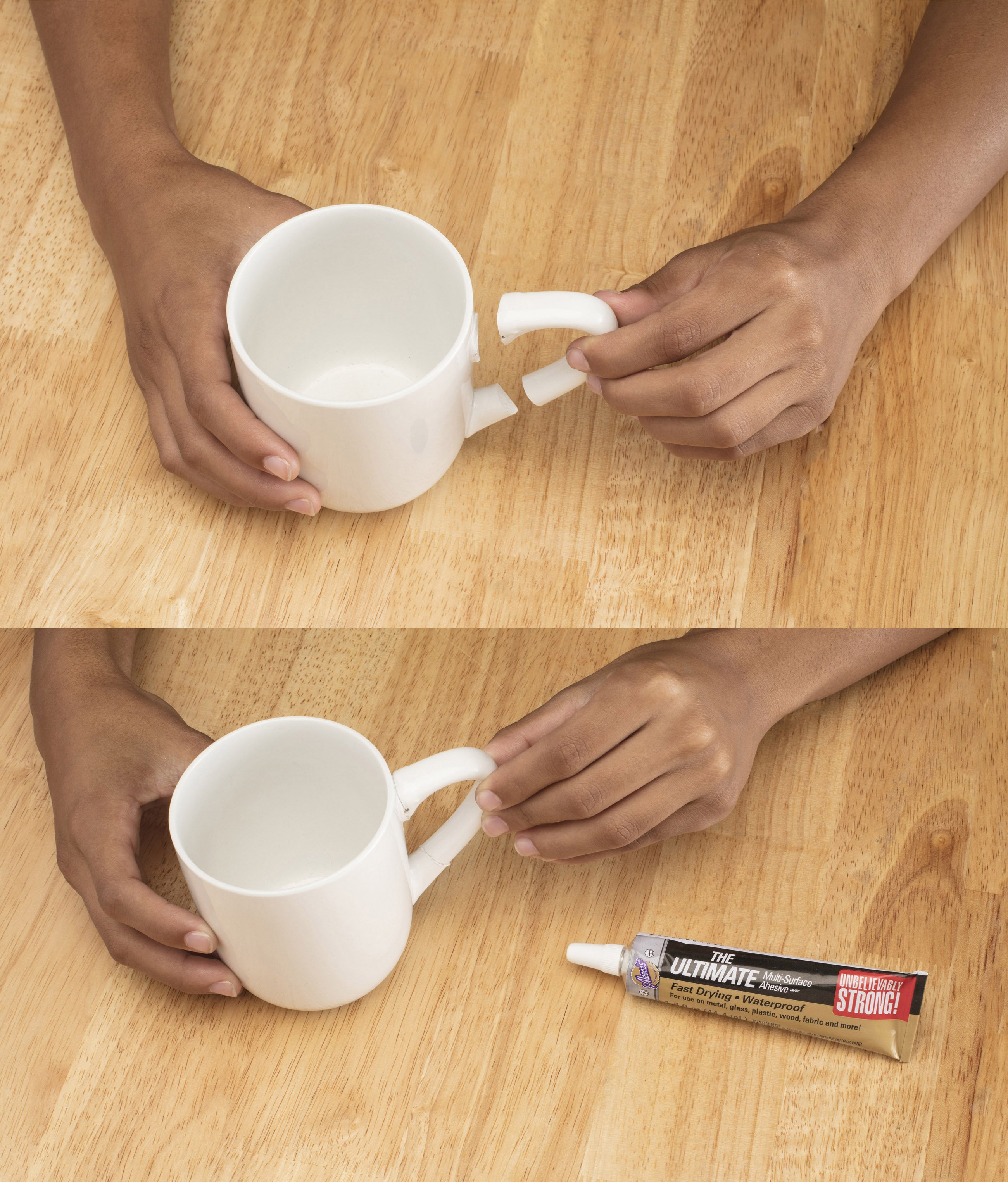 Fix It With Glue How To Repair Almost Anything Without Tools