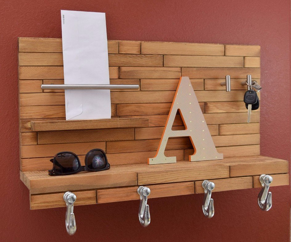 organizing hacks: front door organizer