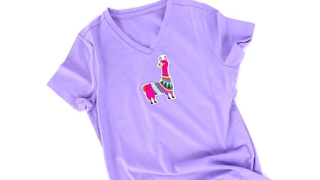 no-sew t-shirt applique