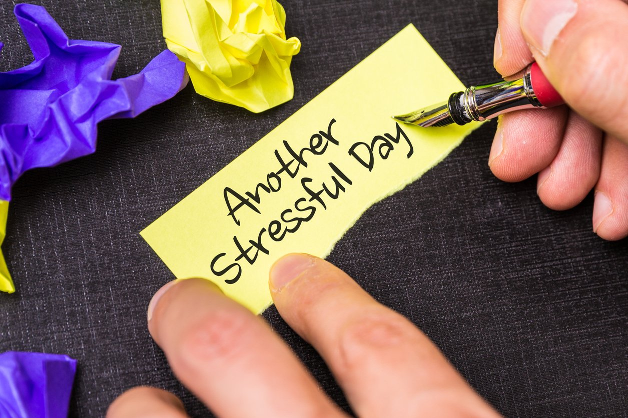 workplace stress can be bad for your health and productivity