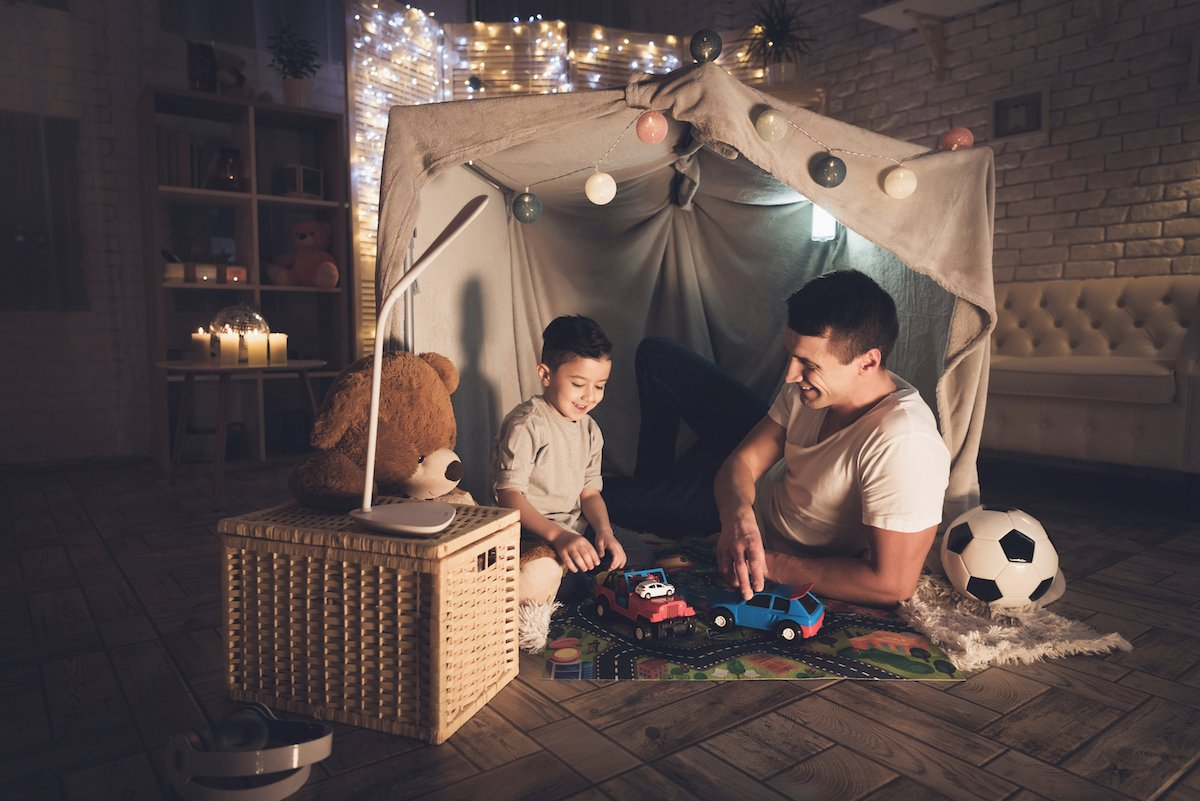Fun Indoor Activities For Kids To Keep You Sane This Winter