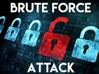 Brute force attack prevention