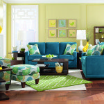Living in Color - Morris Home Furnishings