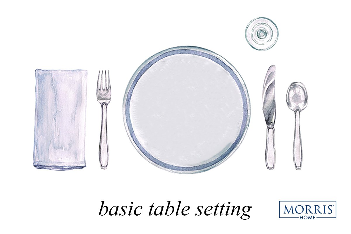 Bon This Setting Is Appropriate For Most Occasions U2014 Simply Add To The Basic  Pieces As Needed.