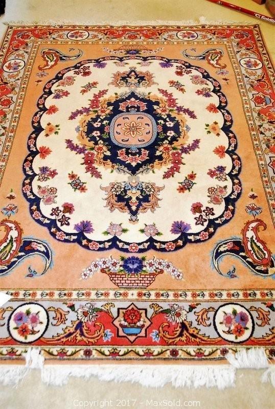 Tapis Persans Hashim Persian Rug