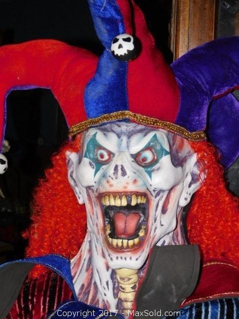 Terrifying Doll huckie's dad