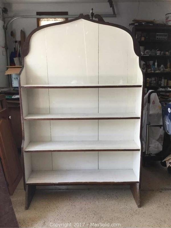 Antique Pantry Shelf