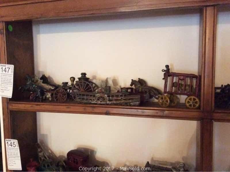 Iron Toys