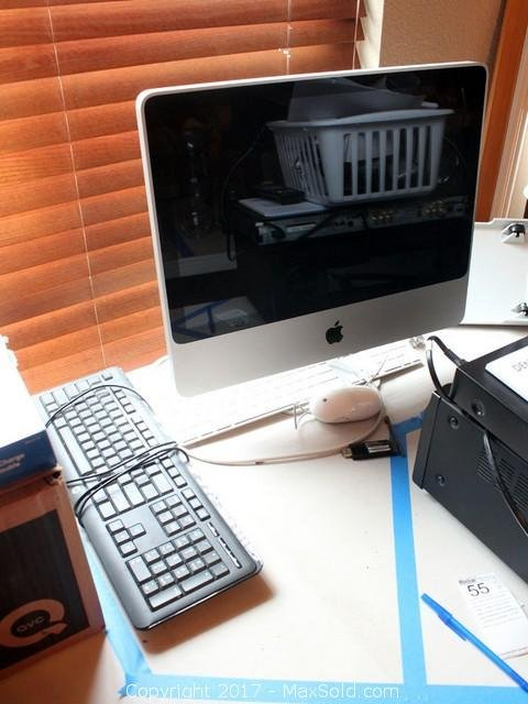 iMac And Accessories