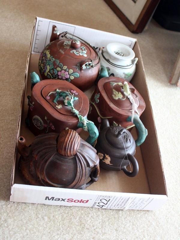 Asian Teapots