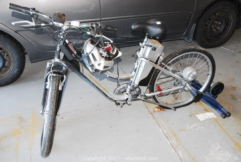 Schwinn Electric Bike. A