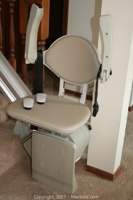 Brand New Motion Specialties Stairlift