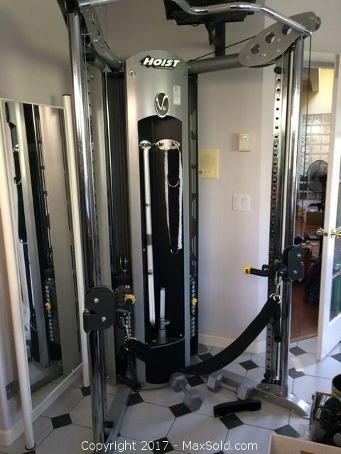 Hoistfitness V6 Home Gym