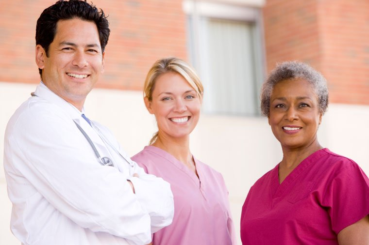 affordable healthcare insurance companies physician with patients