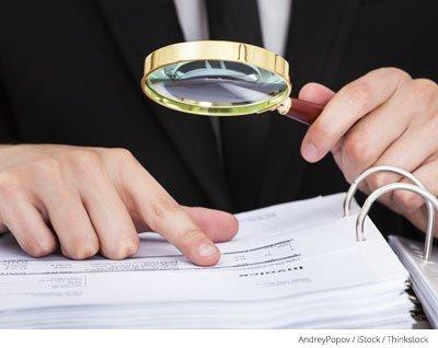 Man calculates Supplemental Health Insurance options