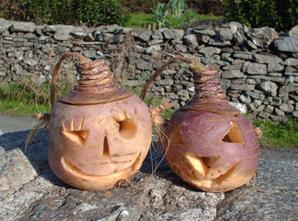 The origin of Halloween - Jack O Lanterns