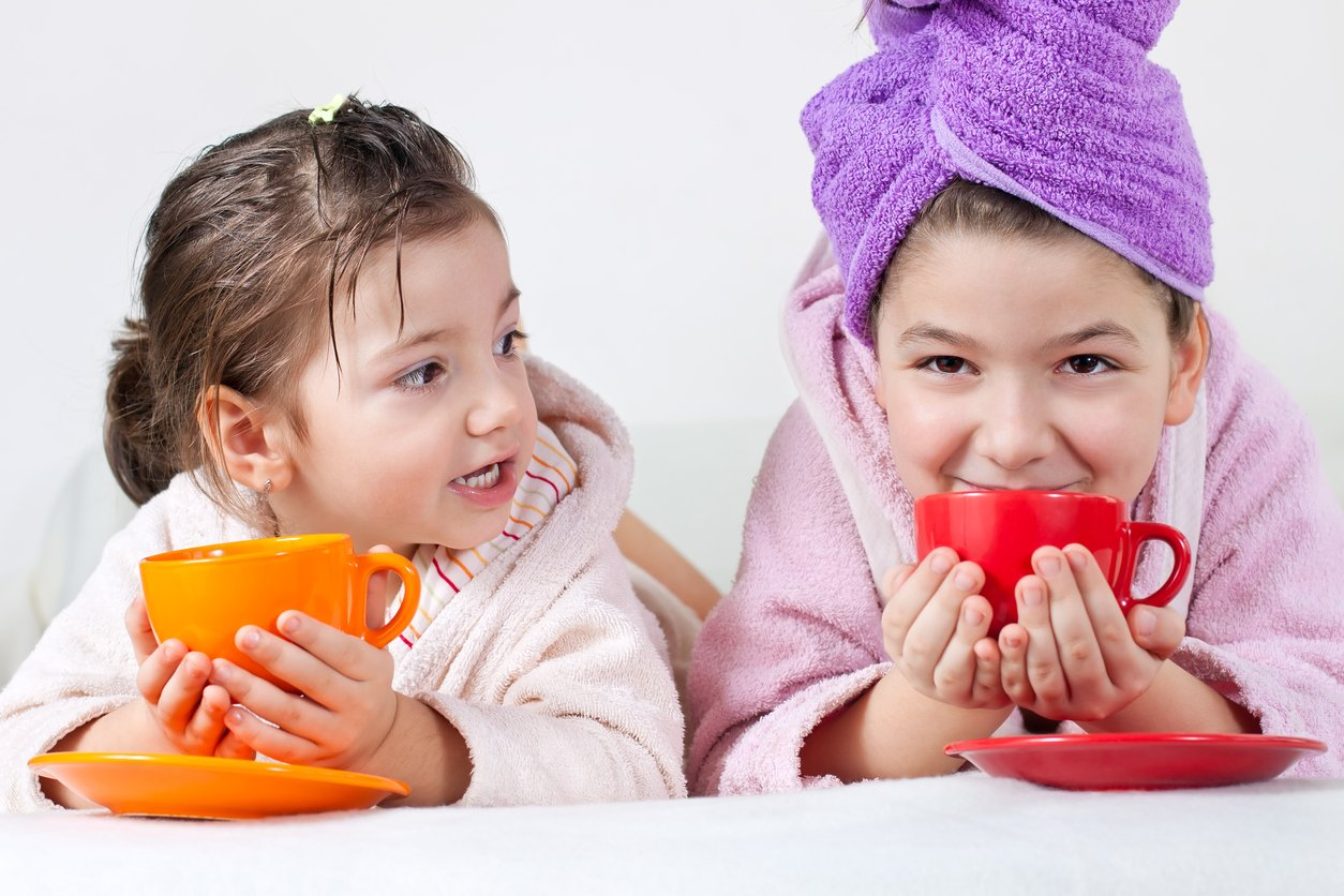 Healthy Hot Cocoa Recipe - Hot Chocolate for Kids