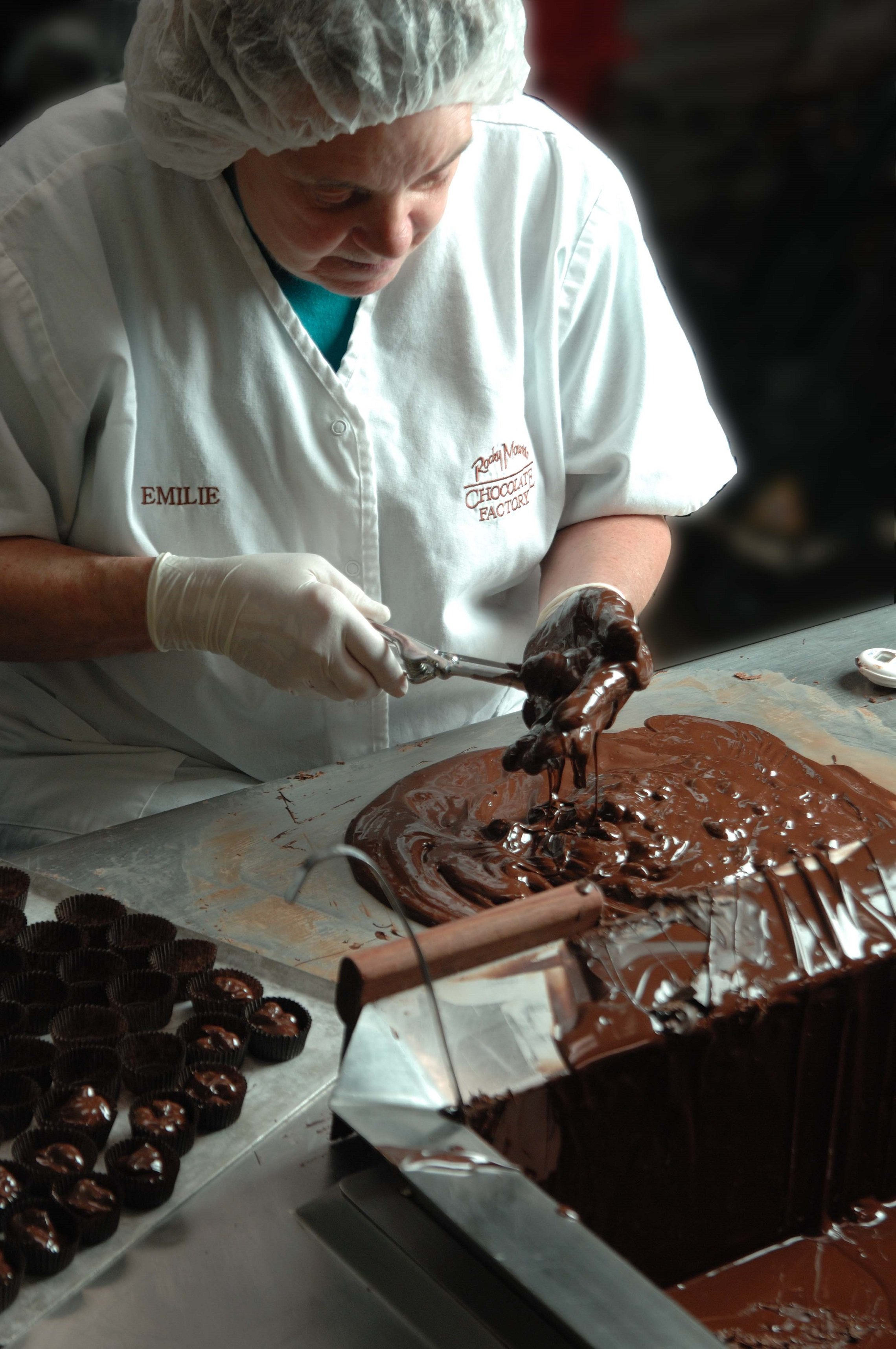 what is chocolate made of?