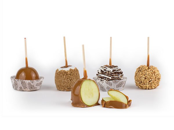 Caramel Apples - The perfect Halloween treat