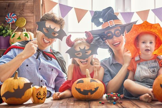 The History of Halloween Treats