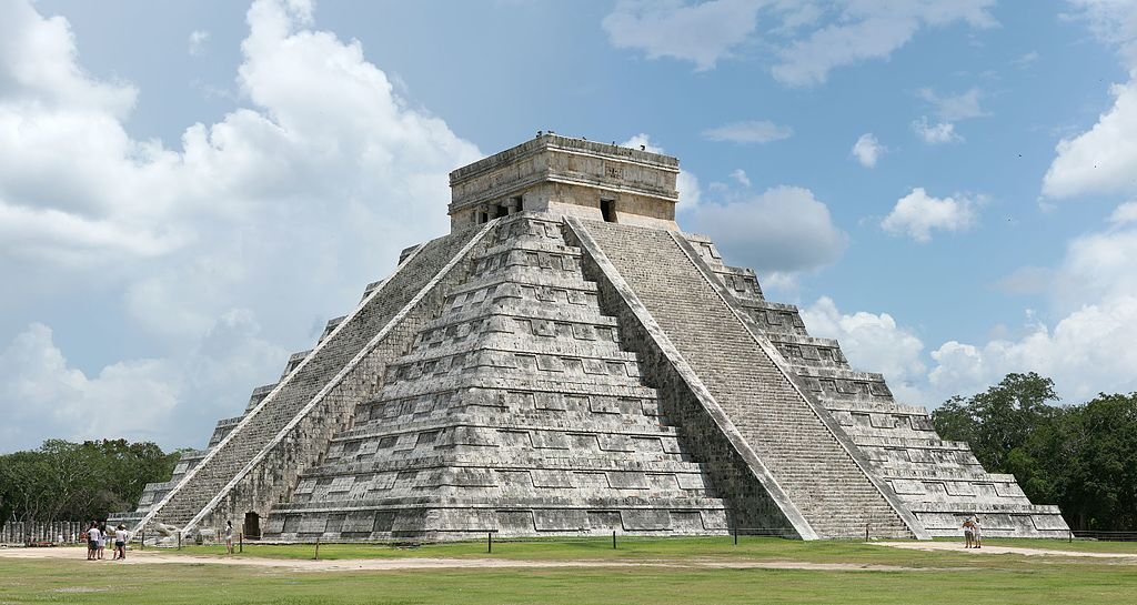 Mayan Temple- Mayan hot chocolate