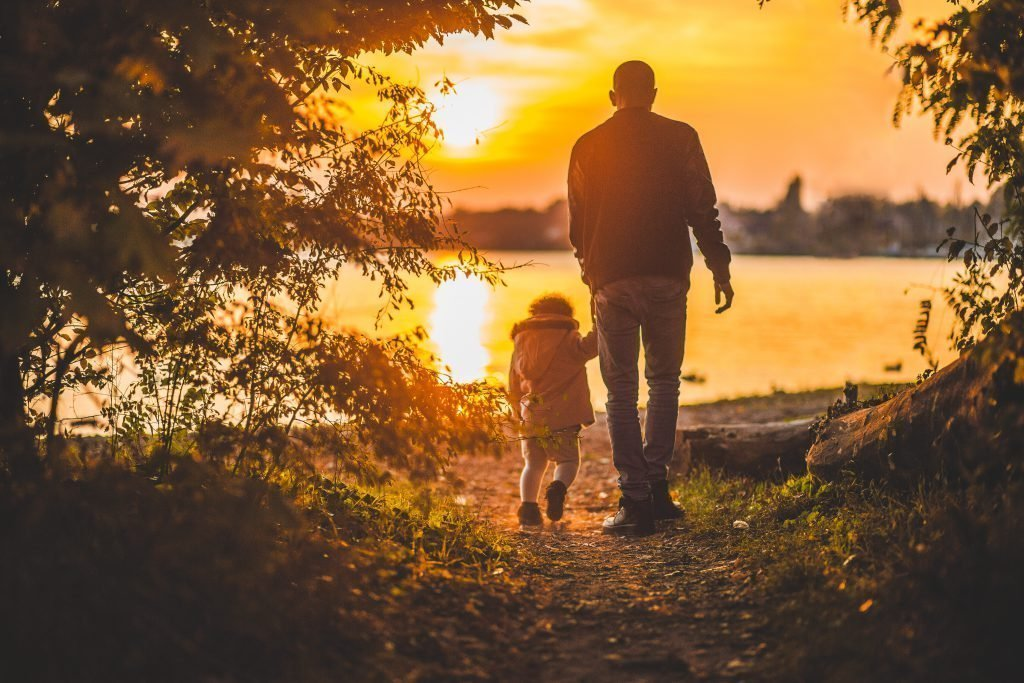 father-and-daughter-walking