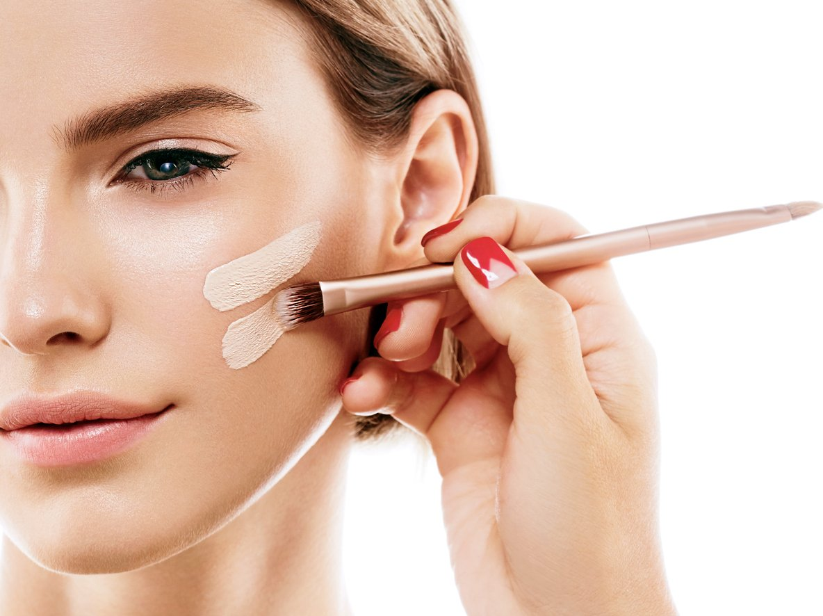 What is Satin Finish Foundation?