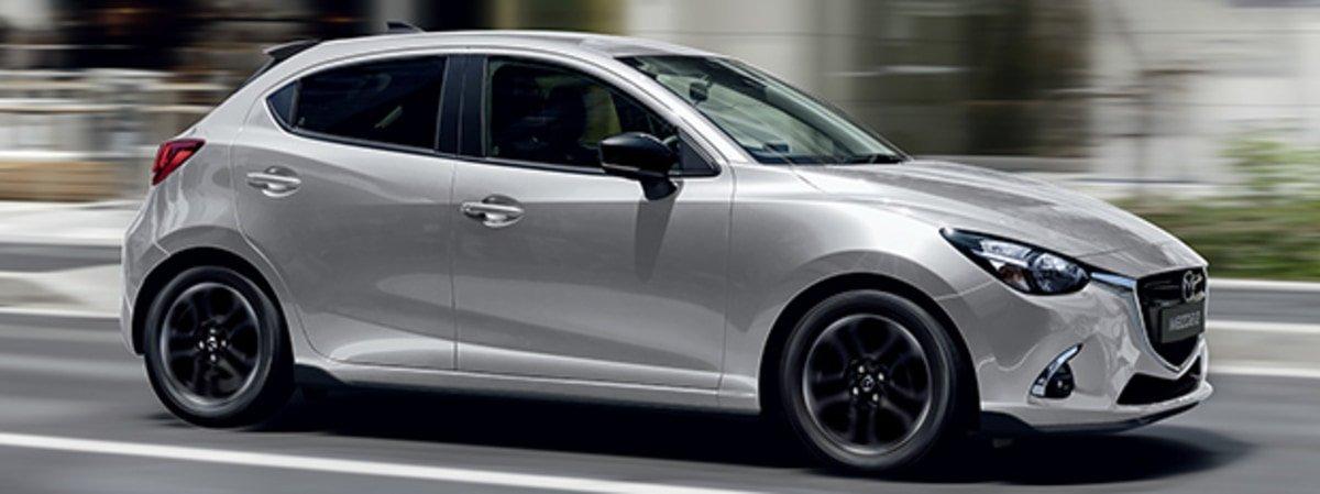 Kendall Mazda 2