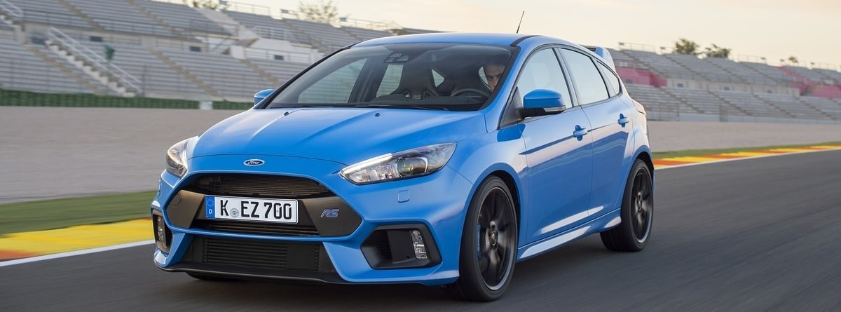 Ford Focus RS Front View