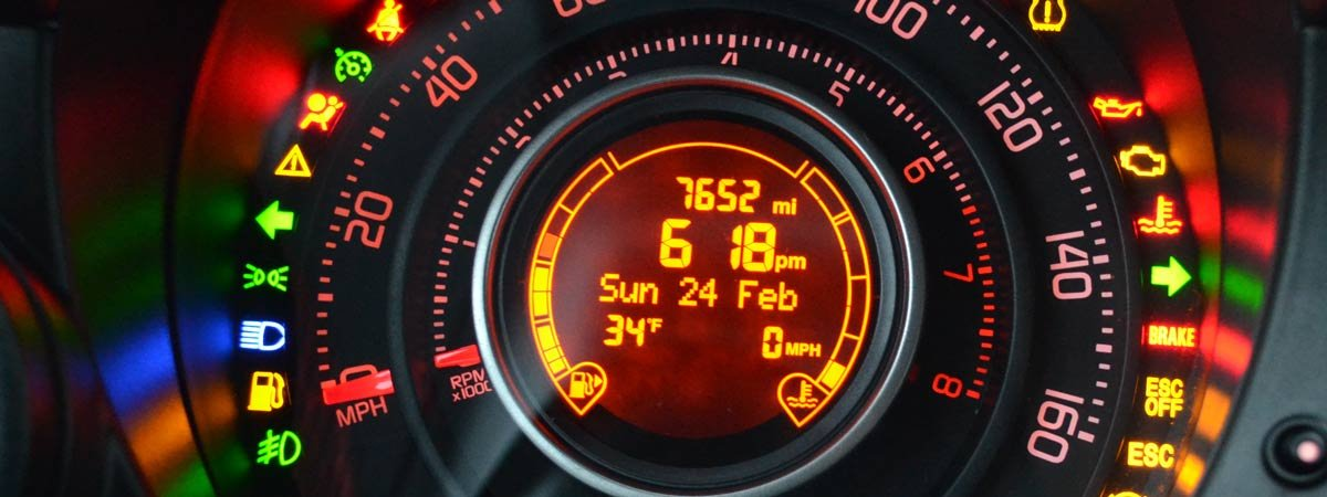 Dashboard Warning Lights (What They Mean) | Stoneacre