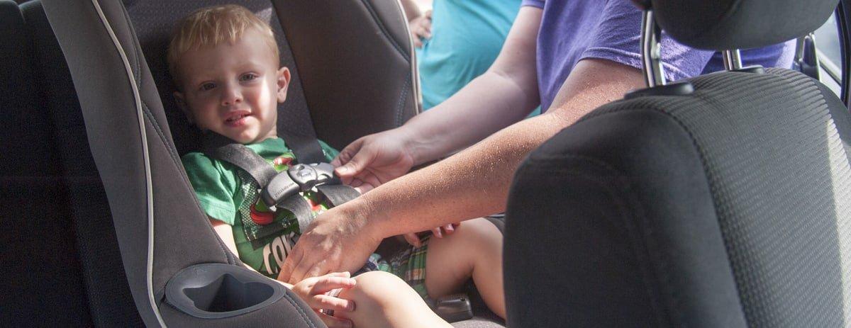 Child Car Seat Law