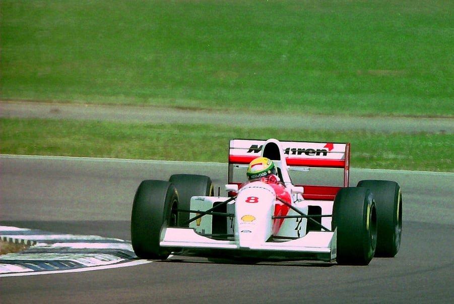 Senna - British Grand Prix