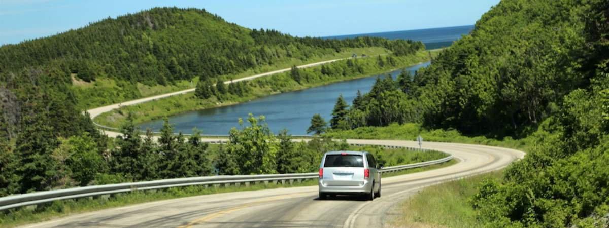 cabot trail road trip