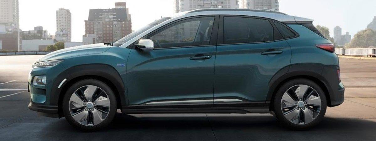 Kia Finance Bad Credit >> The Hyundai Kona Electric Car (All you need to know)